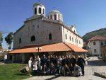 НА СРПСКОЈ ЗЕМЉИ: Млади За Космет из Подгорице у Призрену