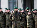 НЕМАЧКА ВОЈСКА СЕ ПОВЛАЧИ СА КОСОВА: Остају официри да обучавају Тачијеву војску