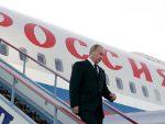 300 ГОДИНА ПОСЛЕ ПЕТРА ВЕЛИКОГ: Путин допутовао у Француску