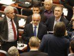 СКОПЉЕ: Џафери почео вођење сједнице Собрања на албанском језику