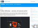 ДОЈЧЕ ВЕЛЕ: Велика Албанија – празна али опасна прича