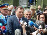 ДОДИК: Војска показала да може да одбрани Србију и народ