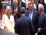 ВУЧИЋ ПОЛОЖИО ЗАКЛЕТВУ: Чуваћу мир и стабилност Србије