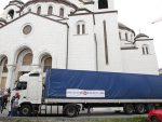 ХРАМ СВЕТОГ САВЕ: Лице Христа Спаситеља стигло из Москве
