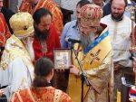 МАНАСТИР ЛЕЛИЋ: Заједничка молитва православних народа крај кивота Светог Владике Николаја