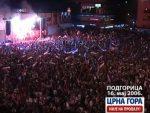 ПЕТ ДАНА КАСНИЈЕ ОДРЖАН ЈЕ РЕФЕРЕНДУМ: Годишњица највећег скупа у историји Црне Горе – митинга Блока за заједничку државу