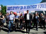 СТАМАТОВИЋ: Златиборци бране целу Србију, а не само Златибор и Чајетину!