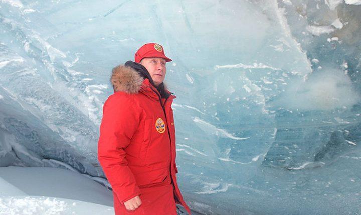 ПУТИН: пројекат за очување природних ресурса Арктика и Антарктика има посебан значај