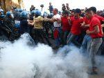 СИЦИЛИЈА: Сукоб полиције и демонстраната против Г7