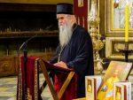 МИТРОПОЛИТ АМФИЛОХИЈЕ: Нећемо пропасти, Бог нам је дао два пророка – Николаја Жичког и Петра Ловћенског