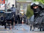 НАПЕТО У МАКЕДОНИЈИ: Специјалци на улицама Скопља
