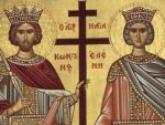 ПРАЗНИК: СПЦ прославља Светог цара Константина и царицу Јелену