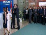 БЕОГРАД: Инаугурација Вучића – Србија је земља добрих и храбрих људи