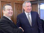 СТИГАО РОГОЗИН: Србију и Русију веже пријатељство