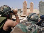 ОФАНЗИВА СЕ НАСТАВЉА: Сиријска војска први пут на границама Ирака и Јордана