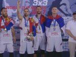 СРБИЈА ЈЕ ЗЕМЉА КОШАРКЕ: Баскеташи одбранили свјетски трон