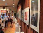 ВИШЕГРАДСКА СТАЗА: Отворена изложба слика са међународних ликовних саборовања