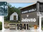 УБИЈЕНИ НАМ НЕ ДОЗВОЉАВАЈУ ДА ЋУТИМО: Дан сјећања на жртве логора Јадовно