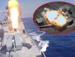 КАЛИБРОМ У СРЦЕ СИРИЈЕ: Руска морнарица претворила терористичке командне центре у пепео!