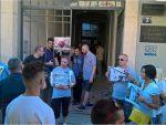 НОВИ САД: Заветници прекинули пројекцију филма о Косову