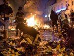 ХАМБУРГ: Протести и током ноћи