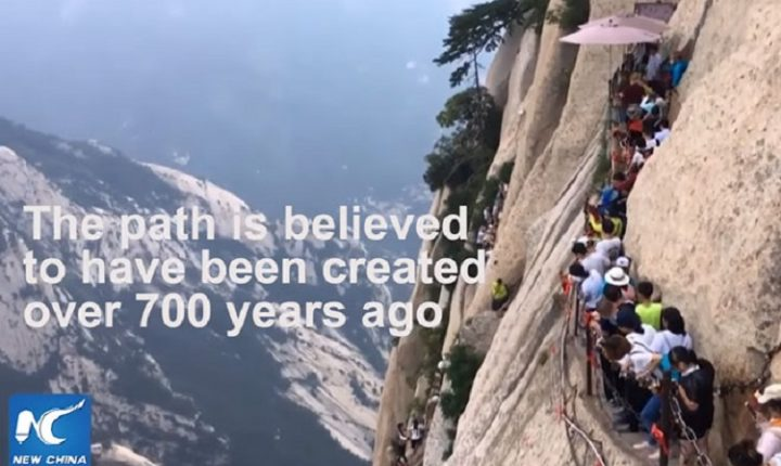 КИНА: Шетња најсмртоноснијом стазом на свијету!