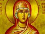 ЗАШТИТНИЦА ЖЕНА: Данас Огњена Марија