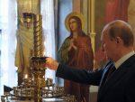 ВАЛАМСКИ МАНАСТИР: Путин поново на руској Светој гори