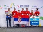 ПОНОС СРБИЈЕ: Шест медаља за младе математичаре у Бразилу
