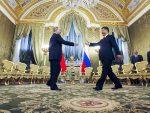 СТРАТЕШКИ ТРЕНУТАК: Зашто је Ђинпинг посетио Русију уочи самита Г20