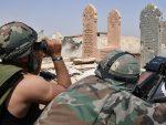 РТ: Терористи довлаче преостале снаге у Деир ез Зор за последњи трзај