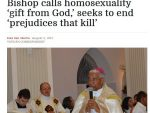 """БРАЗИЛСКИ БИСКУП: """"Хомосексуалност је дар од бога!"""""""