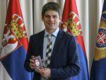 БИО И ОСТАО ЧОВЕК: Арно Гујон и ове године празнике провео са Србима на КиМ