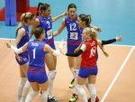 КИНА: Одбојкашице Србије у полуфиналу Гран прија