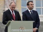 МАКРОН: Имамо апсолутно неслагање са Путином по питању Украјине