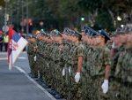 БЕОГРАД: Свечана промоција најмлађих официра Војске Србије