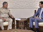 ДАМАСК: Шојгу разгoварао са Асадом о војним операцијама у Сирији