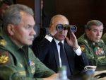 """РТ: Путин и Шојгу посетили вежбу """"Запад 2017"""""""