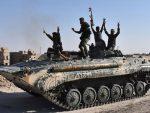 ОФАНЗИВА НА ИСТОКУ СИРИЈЕ: Уништено на хиљаде објеката терориста