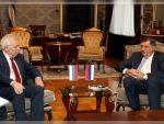 ДОДИК – ИВАНЦОВ: Српска стабилна, институције функционишу у складу са Уставом