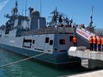 СИРИЈА: Руска фрегата ракетирала Дејр ел Зор