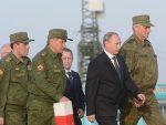 """ПЕСКОВ: Путин надгледа """"Запад"""""""