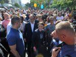 БРНАБИЋЕВА ЗА АФП: Србија коначно показује своје право лице