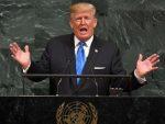 ТРАМПОВ ГОВОР У ЊУЈОРКУ: Америка има војни буџет од 700 милијади, послаћемо све противнике право у пакао!