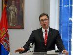 БЕОГРАД: Вучић поруке из Вуковара упоредио са ратнохушкачким порукама из БиХ