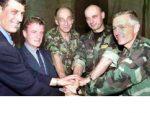 ВРАЋА СЕ НА МЈЕСТО ЗЛОЧИНА: Весли Кларк у Црној Гори