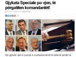 ПРЕВАРА: Умјесто да суди тзв. ОВК. међународни суд на Косову би могао судити Србима
