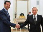ПУТИН И АСАД САГЛАСНИ: Ускоро крај војне операције у Сирији