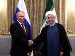 РОХАНИ: Сарадња Ирана и Русије у Сирији ће се наставити до потпуне победе над тероризмом