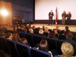 "ФОЧА: Додик, Кустурица и Машић отворили биоскоп ""Доли Бел"""
